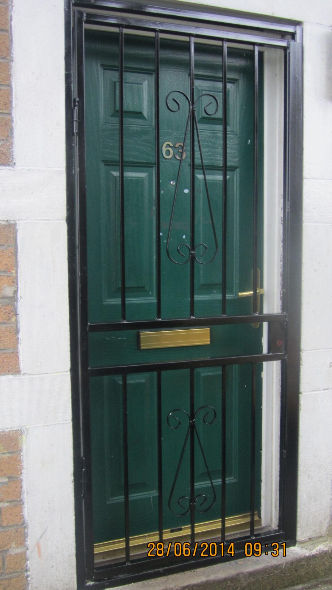 Security Grilles | Gates, Railings - dford, Leeds on
